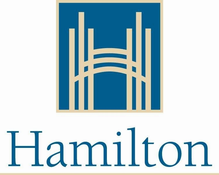 Logo for City of Hamilton - Recreation