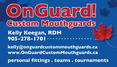 OnGuard! Custom Mouthguards