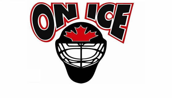 Logo for On-Ice Goaltending School